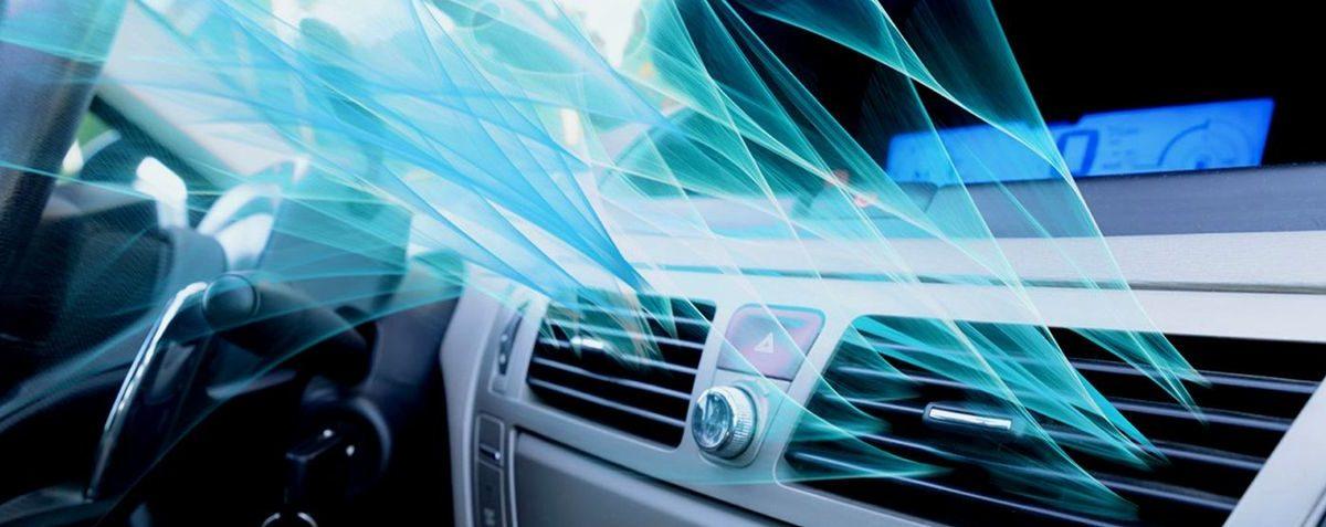 autóklíma tisztítás, fertőtlenítés - ózonos tisztítás